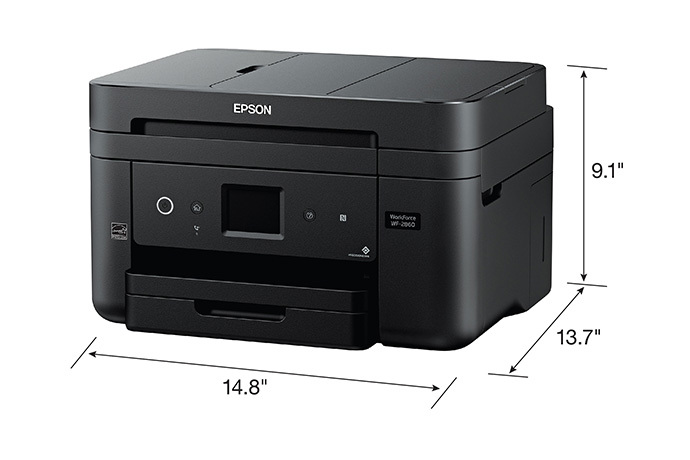 WorkForce WF-2860 All-in-One Printer