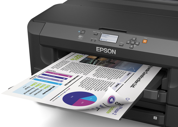 Epson WorkForce WF-7111 Wi-Fi Duplex Inkjet Printer