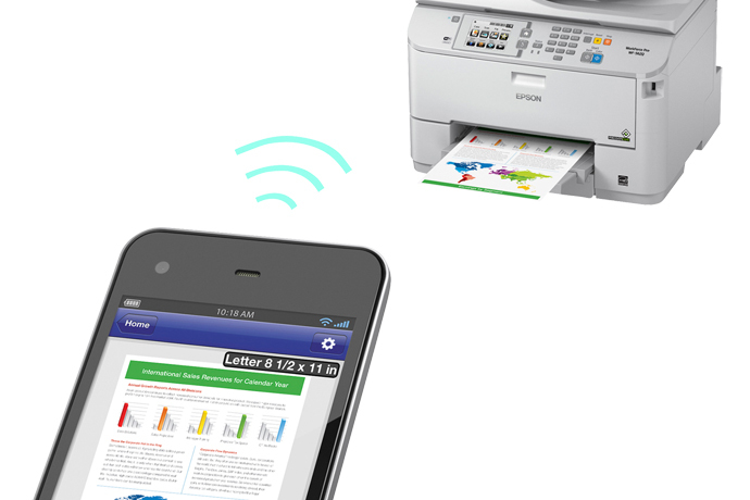 how to connect epson printer to network