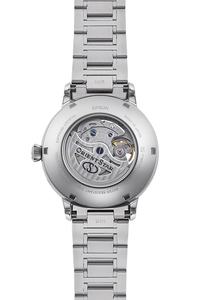ORIENT STAR: Mechanical Classic Watch, Metal Strap - 41.0mm (RE-AY0103L)