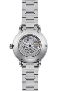 ORIENT STAR: Mechanische Klassisch Uhr, Metall Band - 41.0mm (RE-AY0103L)