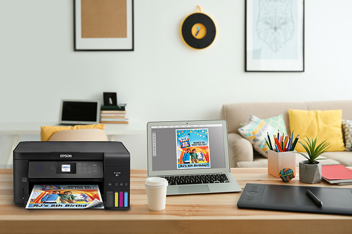 Expression ET-2750 EcoTank All-in-One Supertank Printer