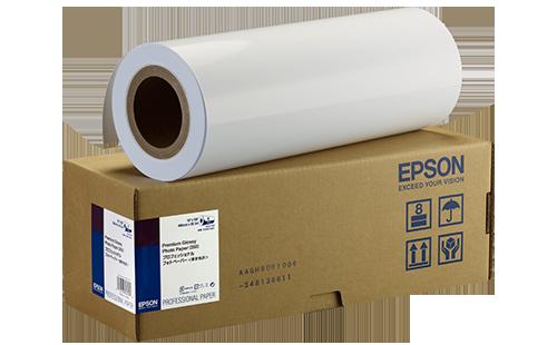 Epson Premium Glossy Photo Paper - 36 in x 30m 1 Roll