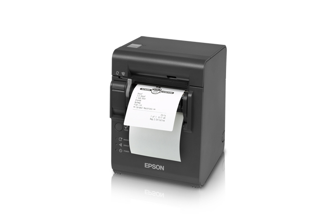 TM-L90 Plus Label Printer with Peeler