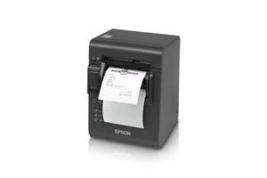 TM-L90 Plus Label Printer with Peeler