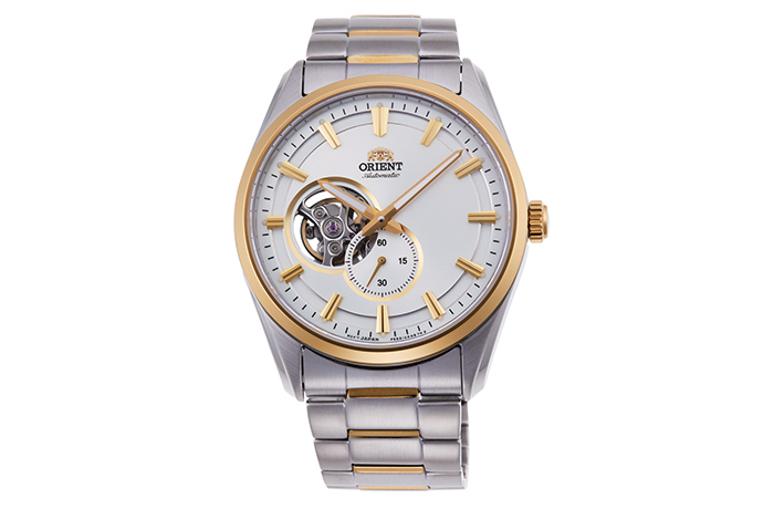 ORIENT: Mechanical Contemporary Watch, Metal Strap - 40.8mm (RA-AR0001S)