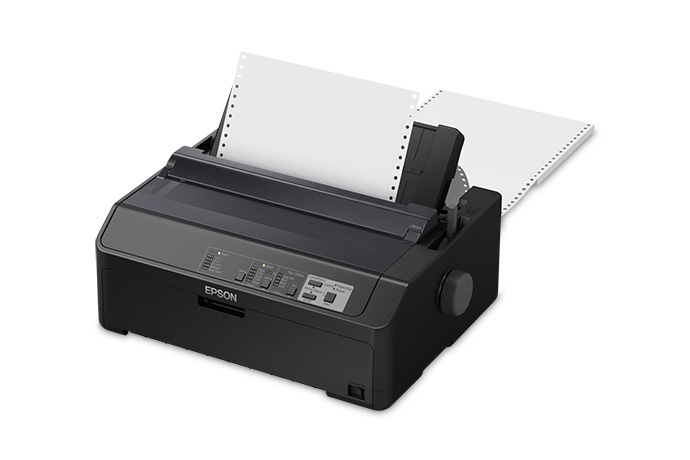 FX-890II N Network Impact Printer - Refurbished