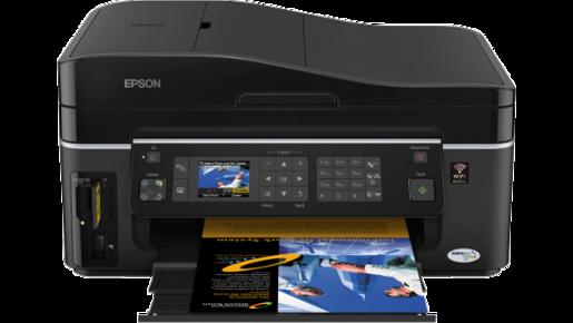 Epson Stylus Office TX600FW