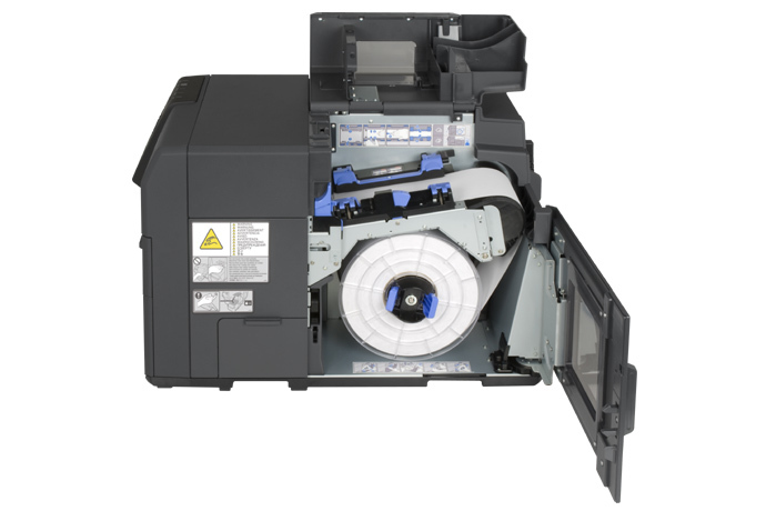 ColorWorks C7500GE Inkjet Label Printer