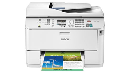 Epson WorkForce Pro WP-4532