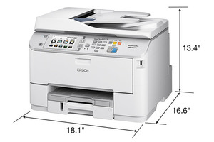 Epson WorkForce Pro WF-M5694 Multifunction Monochrome Printer