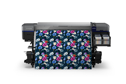 紡織數位印花機