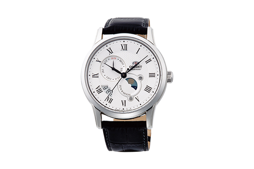 Mechanical Classic, Leather Strap - 42.5mm (AK00002S)