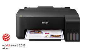 EcoTank L1110 Single-function InkTank Printer