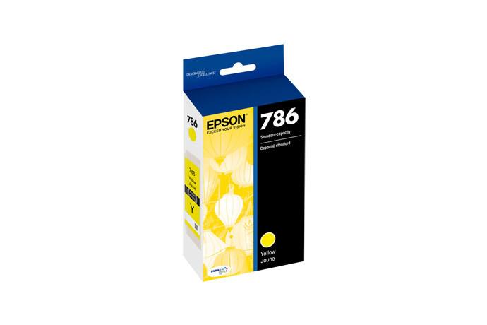 Epson 786, Yellow Ink Cartridge