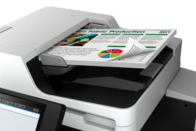 WorkForce Enterprise WF-C21000 Colour Multifunction Printer
