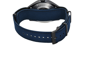 ORIENT STAR: Mechanical Sports Watch, Nylon & Nylon Strap - 41.omm (RE-AU0207L)