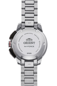 ORIENT: Mechanical Sports Watch, Metal Strap - 45.0mm  (RA-AC0L01B)