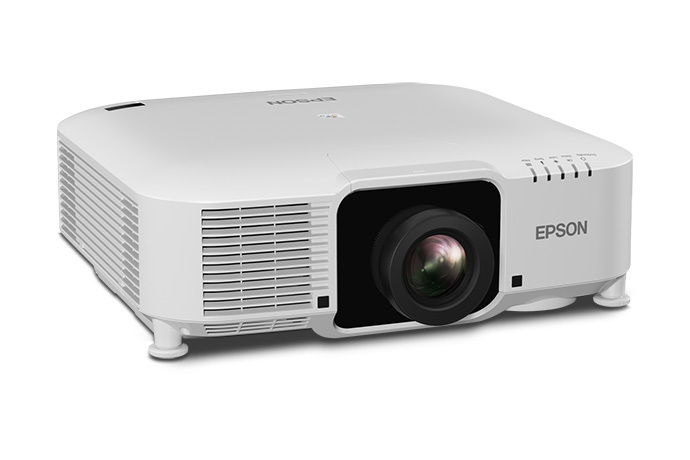 Pro L1060UNL WUXGA 3LCD Laser Projector with 4K Enhancement