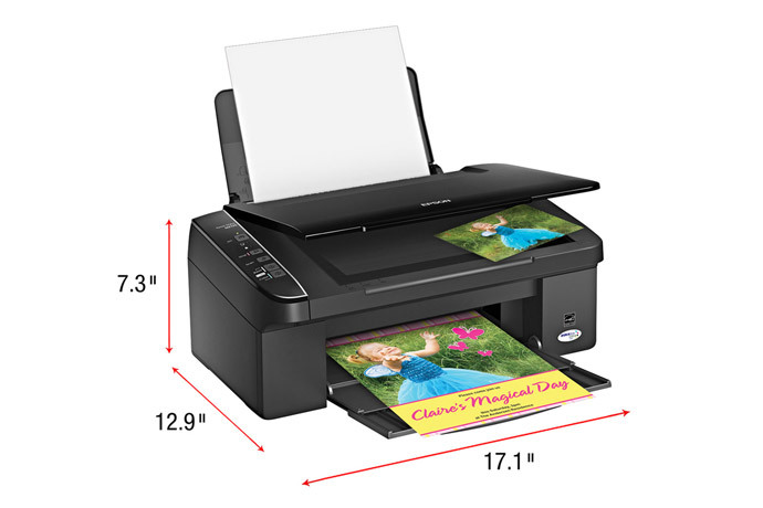Epson Stylus NX115 All-in-One Printer