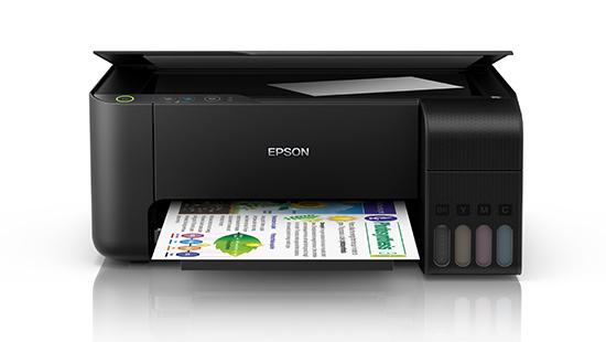 Ecotank L3110 Multifunction Inktank Printer Ink Tank