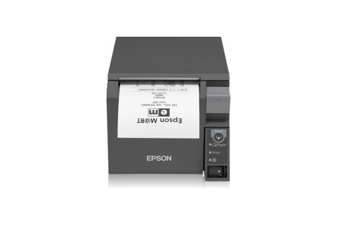 TM-T70II POS Receipt Printer