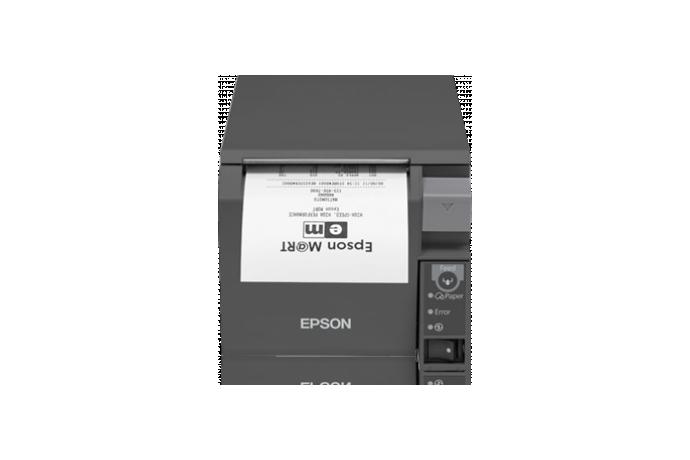 Impresora Epson TM-T70II para recibos de puntos de venta