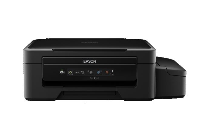 Impresora Epson Ecotank L375 Inyecci 243 N De Tinta