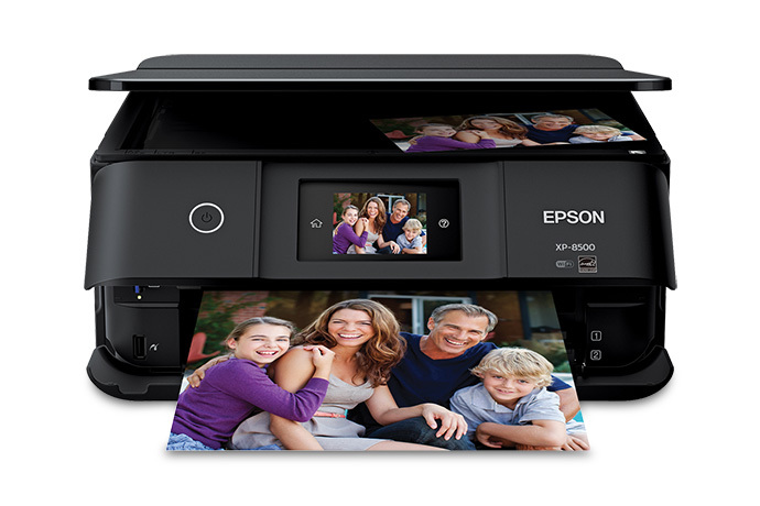 Expression Photo XP-8500 Small-in-One All-in-One Printer