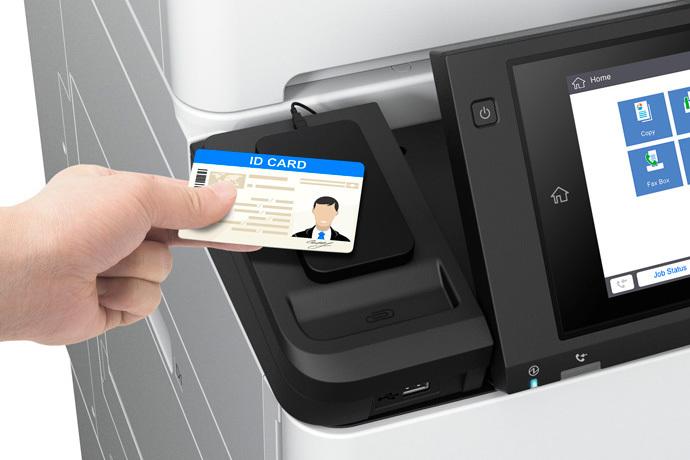 WorkForce Enterprise WF-M20590F Monochrome Multifunction Printer