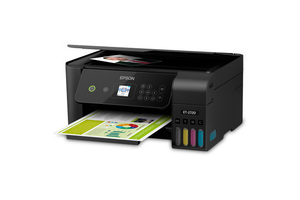 EcoTank ET-2720 All-in-One Supertank Printer - Black