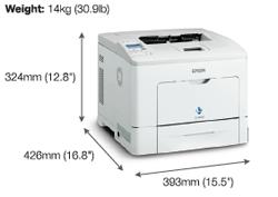 Epson WorkForce AL-M400DN Mono Laser Printer