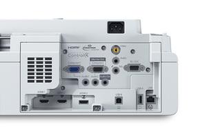 PowerLite 720 XGA 3LCD Ultra Short-throw Laser Display