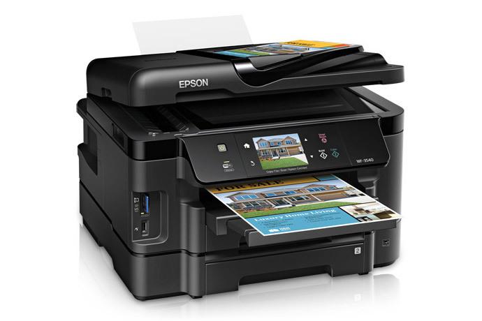 epson workforce wf 3540 all in one printer inkjet printers for rh epson com Epson Workforce WF- 3520 Epson Workforce WF- 2540