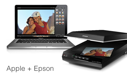Apple and Epson