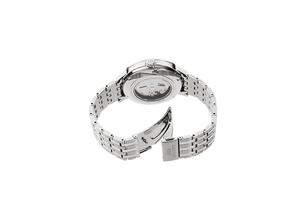 ORIENT: Mechanical Contemporary Watch, Metal Strap - 42.4mm (RA-AC0J01S)