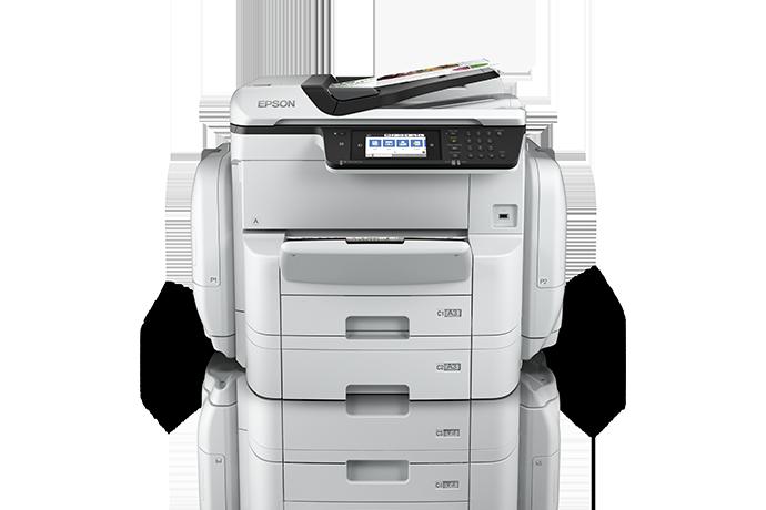 Epson WorkForce Pro WF-C869R Business Inkjet Copier | Inkjet
