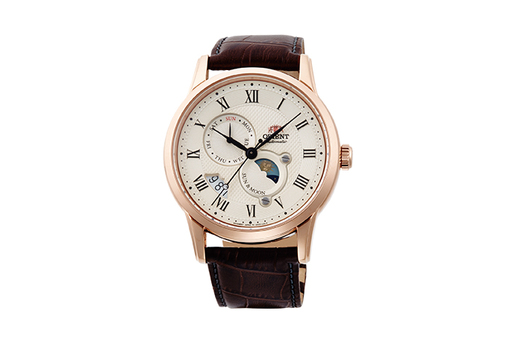 Mechanical Classic, Leather Strap - 42.5mm (AK00001Y)