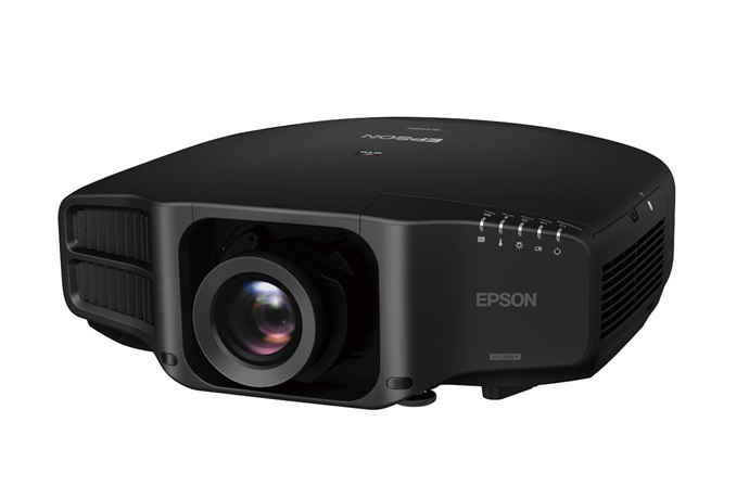 Epson G7905U WUXGA 3LCD Projector with Standard Lens & 4K Enhancement