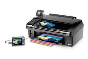 Epson Stylus NX510 All-in-One Printer