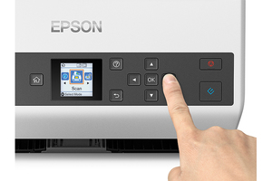 Epson WorkForce DS-970 A4 Duplex Sheet-fed Document Scanner