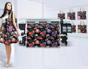 Epson SureColor SC-F9270 Dye-Sublimation Textile Production Printer
