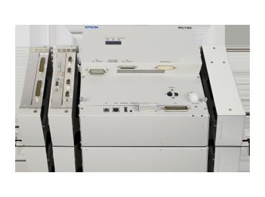 Controladores Epson RC180