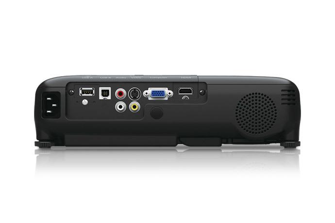 EX5220 Wireless XGA 3LCD Projector