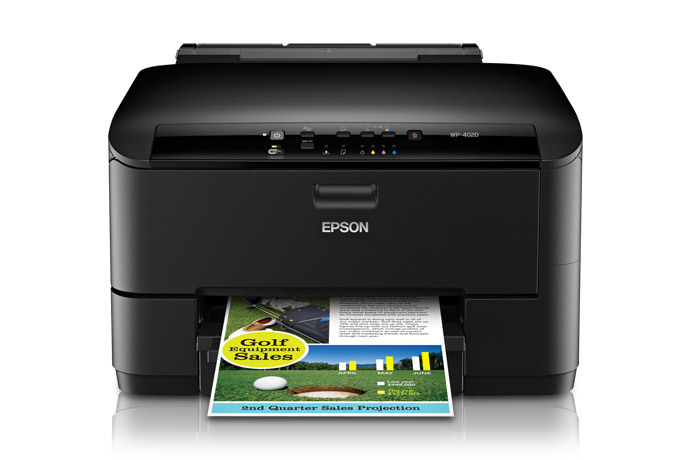 Epson WorkForce Pro WP-4020 Inkjet Printer - Refurbished