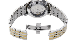 ORIENT: Mechanical Contemporary Watch, Metal Strap - 39.5mm (RA-AA0A01S)