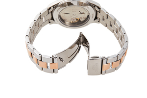 ORIENT: Mechanical Contemporary Watch, Metal Strap - 35.6mm (RA-AG0020S)