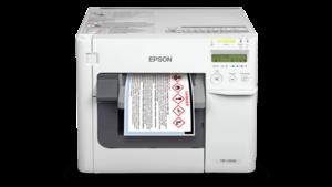 Epson ColorWorks C3510 Color Label Printer