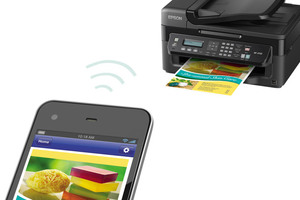 Epson WorkForce WF-2530 All-in-One Printer