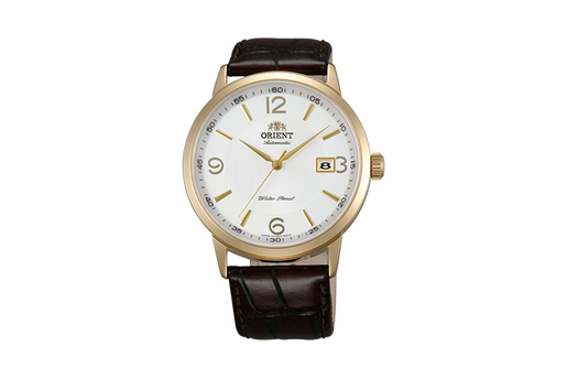 Mechanical Contemporary, Leather Strap - 41.0mm (ER27004W)